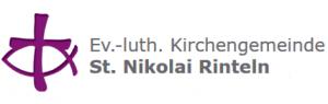 Evangelisch-lutherische Kirchengemeinde St. Nikolai Rinteln